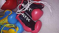 Перчатки боксерские сувенирные винил