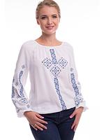 """Вишита жіноча блуза """"Оберегова"""" розміри в наявності, фото 1"""