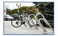 Велопарковка Скріпка 2