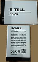 Оригинальный аккумулятор (АКБ, батарея) для S-TELL S3-07 1000mAh