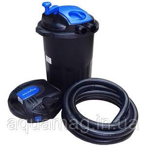 Комплект фильтрации  AquaKing Set PF²-60/10 standart  для пруда, водоема, водопада, каскада