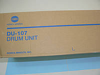DU-107, фотобарабан,  Drum Unit,  Konica Minolta Bizhub Press C1085 C1100