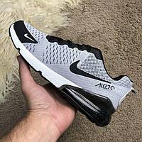 Nike Air Max 270 Gray, фото 1