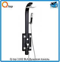 Душевая панель Q-tap 1102 BLA