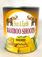 Бамбук побеги (целые) Sun&Earth 2950 г, фото 1