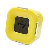 Годинник-Будильник з підсвічуванням, фото 2