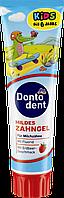 Детская зубная паста Dontodent Kids100мл (1-6лет)