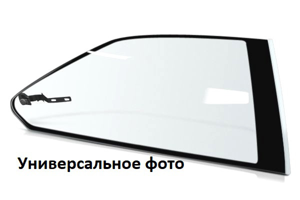 Бічне суцільне скло Peugeot Partner 2008-2018 праве
