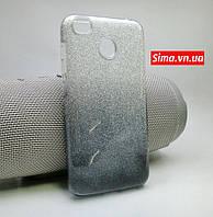 "Чехол силикон ""Glitter"" для Xiaomi Redmi 4x"