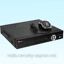 IP видеорегистратор PoliceCam NVR-2104-P4