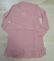 Рубашка для девочек оптом, Glo-story, 110-160 рр., Арт. GCS-6197, фото 3