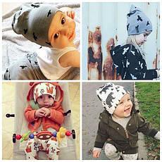 Шапки детские весна-осень