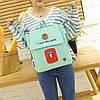 Небольшой тканевый рюкзак, фото 3