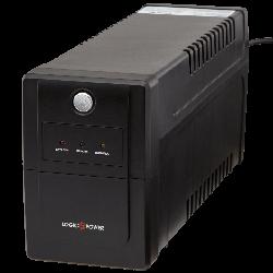 ИБП линейно-интерактивный LogicPower LPM-700VA-P