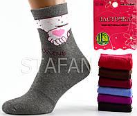 Махровые носки подросток Nailali D501 Z. В упаковке 12 пар, фото 1