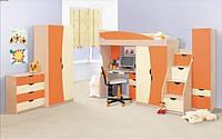 """Детская мебель """"Саванна"""" модульная"""