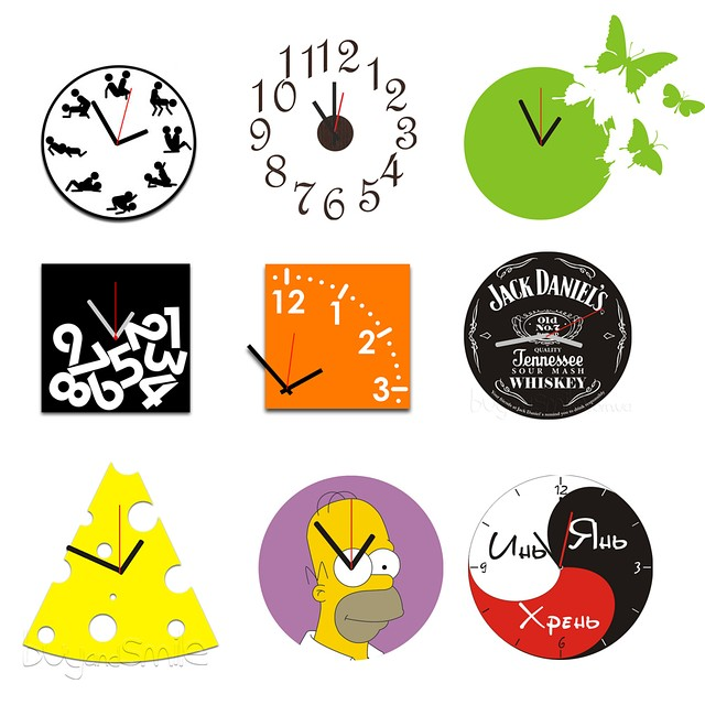 8c1e28e3 Настенные часы