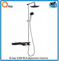 Душевая панель Q-tap 1104 BLA