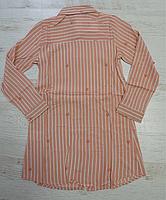 Рубашка для девочек оптом, Glo-story, 110-160 рр., Арт. GCS-6196, фото 2