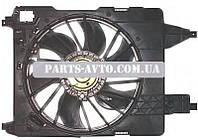 Вентилятор электрический в сборе Renault Kangoo 2 (Nissens 85706)