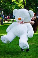 Плюшевый мишка Томми 180 см, цвет белый, фото 1