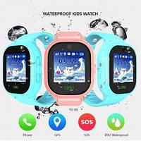 Часы с GPS для детей водонепроницаемые с камерой TD05 (DF30)