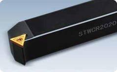 STWCR2525 K16 Резец проходной  (державка токарная проходная)
