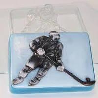Пластиковая форма Хоккеист