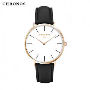 Часы женские Сhronos Black eps-2023