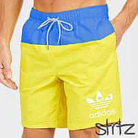 Пляжные шорты Адидас (Adidas Originals Palm Swim Shorts)