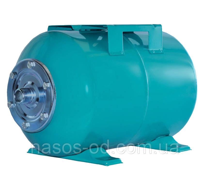 Гидроаккумулятор для воды Euroaqua горизонтальный 50л (разборной)