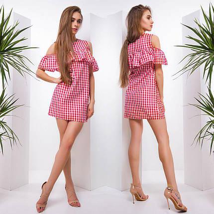 Летнее короткое платье тв-180506-4, фото 2