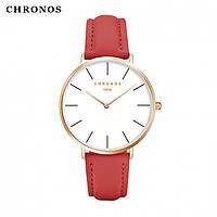 Часы женские Сhronos Red