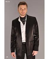 Костюм мужской West fashion (черный,серый), фото 1