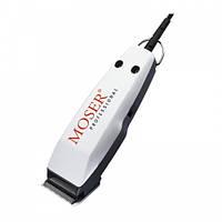 Машинка для стрижки професійна Moser 1400 Mini White (1411-0086), фото 1