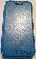 """Чехол Huawei Y510, """"Jilis"""" Blue, фото 1"""