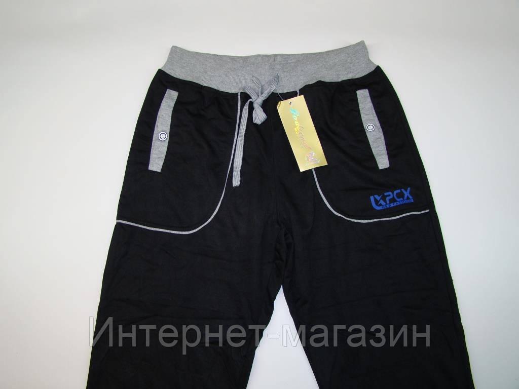 Спортивные штаны Godsend на манжетах трикотаж (M-2XL) код 6027