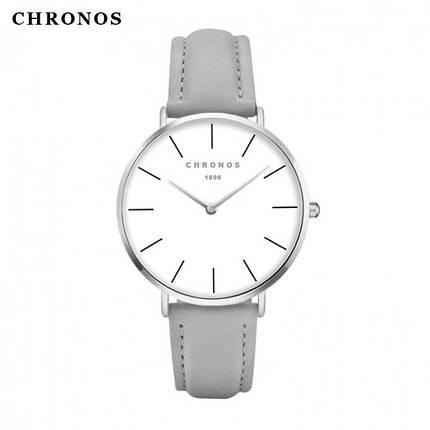 Часы женские Сhronos Silver Gray, фото 2