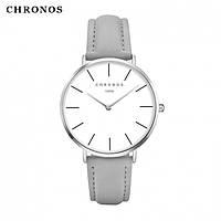 Часы женские Сhronos Silver Gray