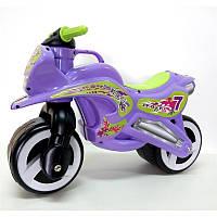 "Детская игрушка Каталка / толокар мотоцикл ""ЯУ"""