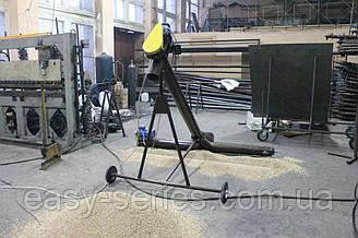 Погрузчик в трубе 108 мм длиной 4 м, с подборщиком шириной 2 м