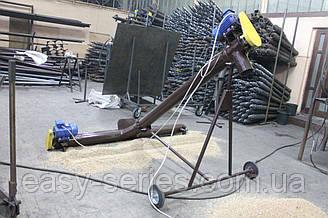 Погрузчик в трубе 108 мм длиной 6 м, с подборщиком шириной 2 м