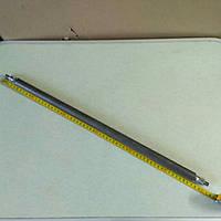 Вал редуктора вертикальный шлицы Ø16/21/16 мм Z-6/6 L-600 мм