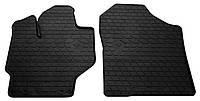 Резиновые передние коврики для Toyota Yaris III (XP13) 2013- (STINGRAY)