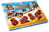 Шоколад молочный фигурный Choco Animals Maitre Truffout 100г Австрия, фото 1