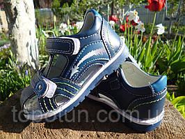 """Детские сандалии для мальчиков """"Мифер"""" Размер: 21,22,23,24,25,26"""