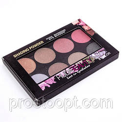 Палетка теней Huda Beauty Love in eyeshadow shading powder