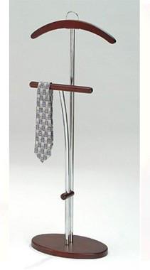 Стойка напольная для одежды Onder Mebli CH-4182-W Орех