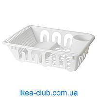 Сушилка посудная IKEA ФЛЮНДРА 401.769.50 белый