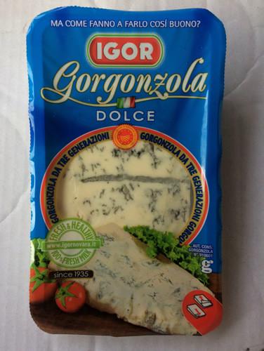 Gorgonzola Dolce Сыр с плесеню